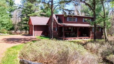 Lake Harmony Single Family Home For Sale: 58 Hickory Drive