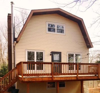 Blakeslee Single Family Home For Sale: 104 Schochs Mill Rd