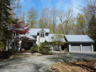 Timber Trails Single Family Home For Sale: 111 Leatherstocking Lane