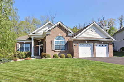 Country Club Of The Poconos Single Family Home For Sale: 3163 Pine Valley Way