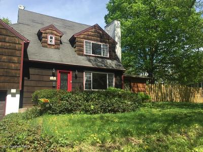 East Stroudsburg Single Family Home For Sale: 24 S Green St