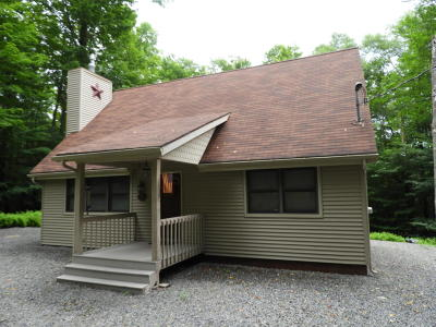 Gouldsboro Single Family Home For Sale: 122 Big Bass Dr