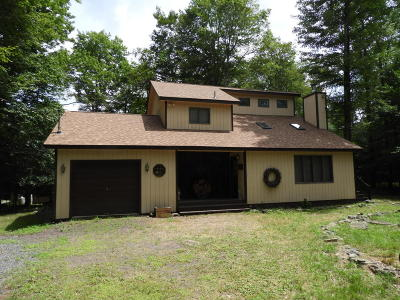 Gouldsboro Single Family Home For Sale: 16 Poplar Place