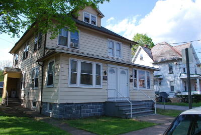 East Stroudsburg Multi Family Home For Sale: 120 E Broad