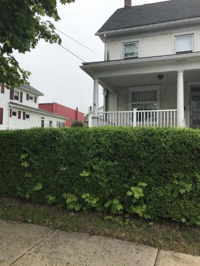 Jim Thorpe Single Family Home For Sale: 820 N North St
