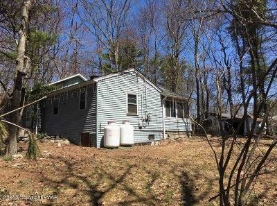 Stroudsburg PA Single Family Home For Sale: $28,600