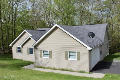 East Stroudsburg Single Family Home For Sale: 238 Reunion Rdg