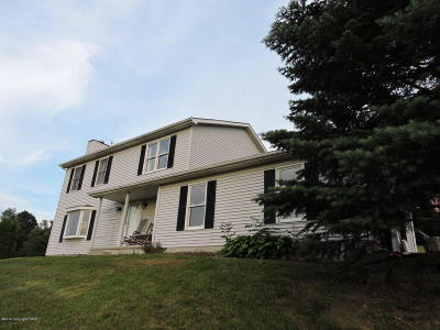 Brodheadsville Single Family Home For Sale: 1398 Pennell Rd