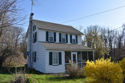 Pen Argyl Single Family Home For Sale: 703 Grand Central Rd