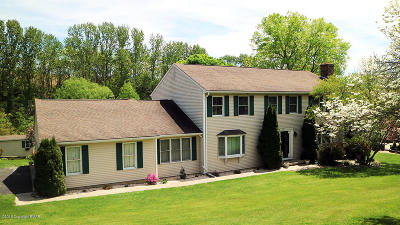 Bangor Single Family Home For Sale: 9321 Spring Brook Dr