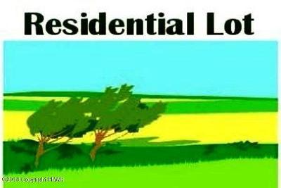 East Stroudsburg Residential Lots & Land For Sale: 169 Hyland Dr
