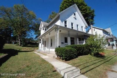 Bangor Single Family Home For Sale: 48 N 6th St
