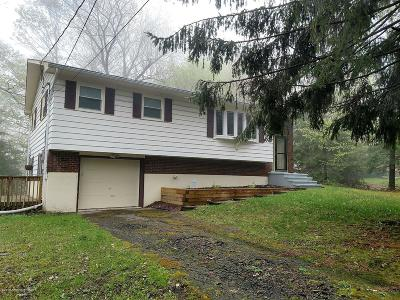 Canadensis Single Family Home For Sale: 114 Lookout Point Rd