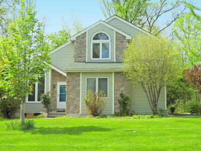 East Stroudsburg Single Family Home For Sale: 33 Brook Song Way