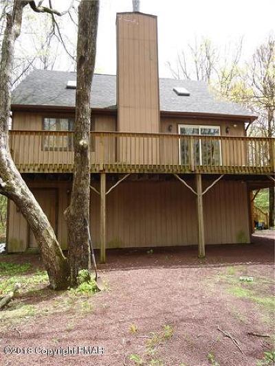 Jim Thorpe Single Family Home For Sale: 10 Wetzel Rd