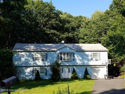Mount Pocono Single Family Home For Sale: 4 Stonegate Ct