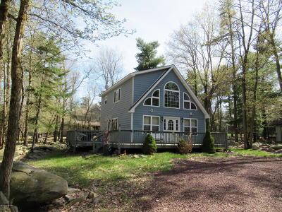 Lake Harmony Single Family Home For Sale: 55 Greenwood Rd
