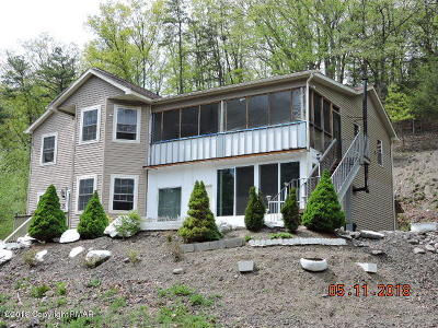 East Stroudsburg Single Family Home For Sale: 317 Lower Lakeview Dr
