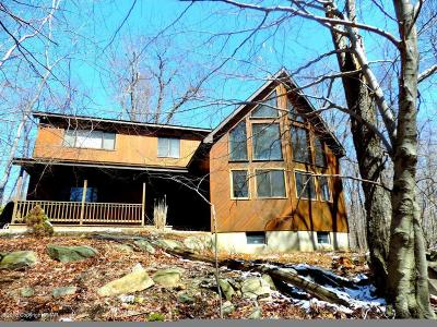 Gouldsboro Single Family Home For Sale: 8 Poplar Pl