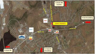 Mount Pocono Residential Lots & Land For Sale: 11 Sterling Rd