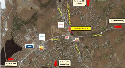 Mount Pocono Commercial For Sale: 11 Sterling Rd