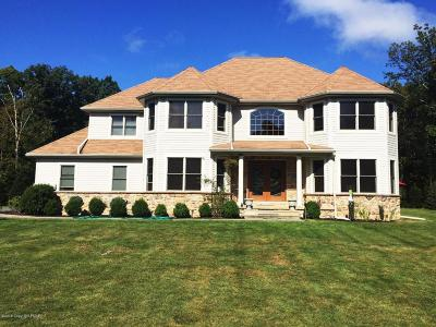 East Stroudsburg Single Family Home For Sale: 5 Eastridge Ln