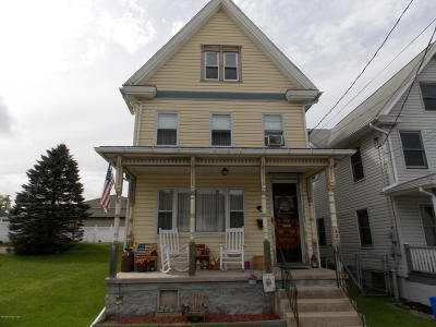 Jim Thorpe Single Family Home For Sale: 421 South St