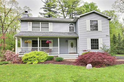 East Stroudsburg Single Family Home For Sale: 44 Bull Pine Rd
