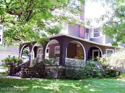 Mount Pocono Single Family Home For Sale: 36 Fairview Ave