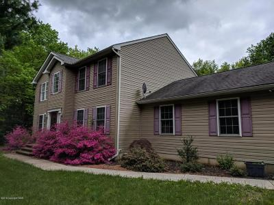 Kunkletown Single Family Home For Sale: 123 W Valley Rd