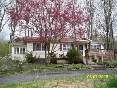 Stroudsburg PA Single Family Home For Sale: $154,900