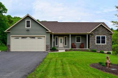 Monroe County Single Family Home For Sale: 337 Borger Road