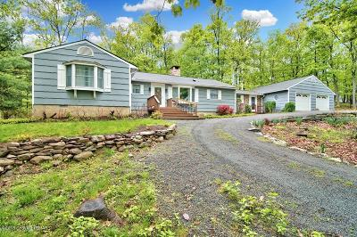 Buck Hill Falls Single Family Home For Sale: 321 Summit Dr