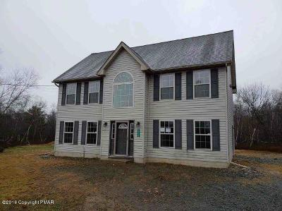 Blakeslee Single Family Home For Sale: 1958 Blanding Dr