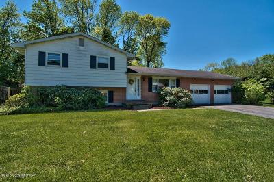 Stroudsburg Single Family Home For Sale: 304 Paula Dr