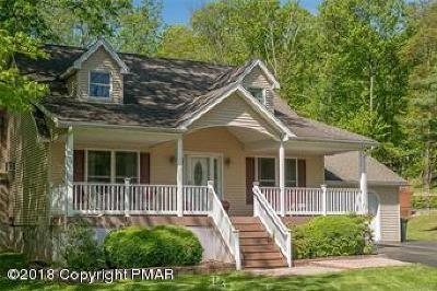 Stroudsburg Single Family Home For Sale: 1435 Setzer Rd