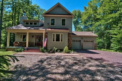 Pocono Pines PA Single Family Home For Sale: $369,000