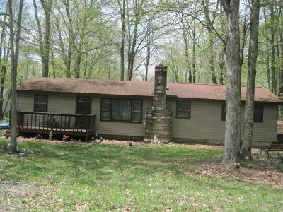 Pocono Lake Single Family Home For Sale: 132 Sundance Dr