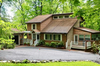 Stroudsburg Single Family Home For Sale: 107 Helen St