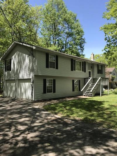 East Stroudsburg Single Family Home For Sale: 12712 Magnolia Dr