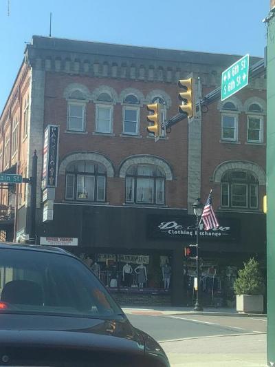 Stroudsburg Rental For Rent: 584 Main St #7
