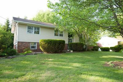 Stroudsburg Single Family Home For Sale: 1640 Quentin Rd