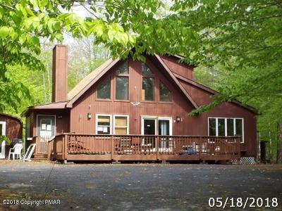 Pocono Lake Single Family Home For Sale: 351 Maxatawny Dr