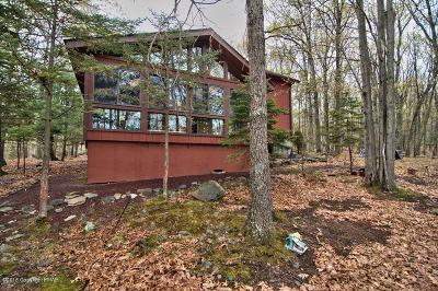 Canadensis Single Family Home For Sale: 282 Blue Ridge Dr