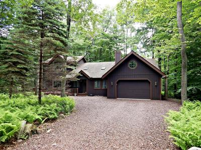 Pocono Pines Single Family Home For Sale: 1512 Beech Spring Dr