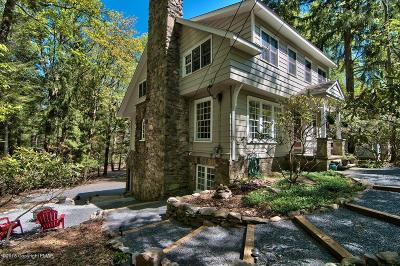 Buck Hill Falls Single Family Home For Sale: 218 Old Hemlock Ln
