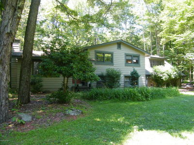 Single Family Home For Sale: 103 Tunkhannock Trl