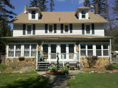 Pocono Lake Multi Family Home For Sale: 301-305 Old Route 940