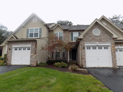 Country Club Of The Poconos Single Family Home For Sale: 1178 Big Ridge Dr #AKA #171
