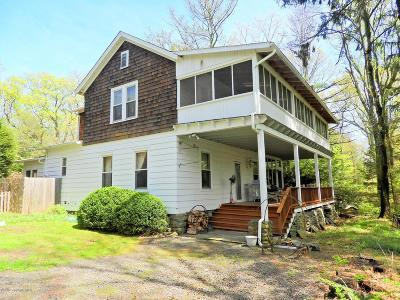 Mountainhome Single Family Home For Sale: 332 Preacher Hill Road
